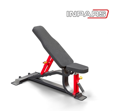 میز مدرج_Multi Adjustable bench